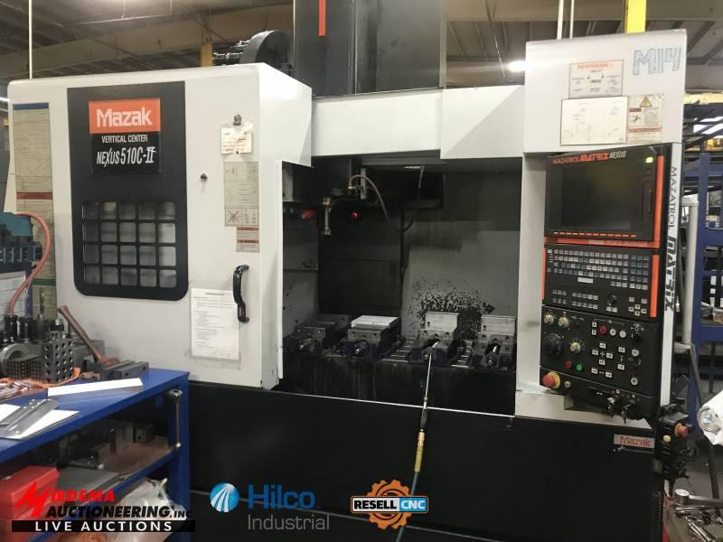 CNC Machine Auction