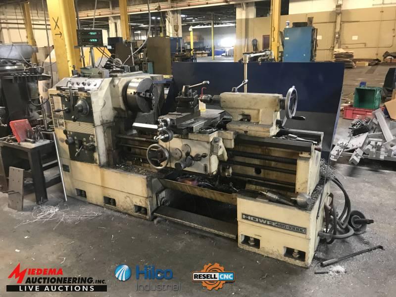 CNC Equipment Auction