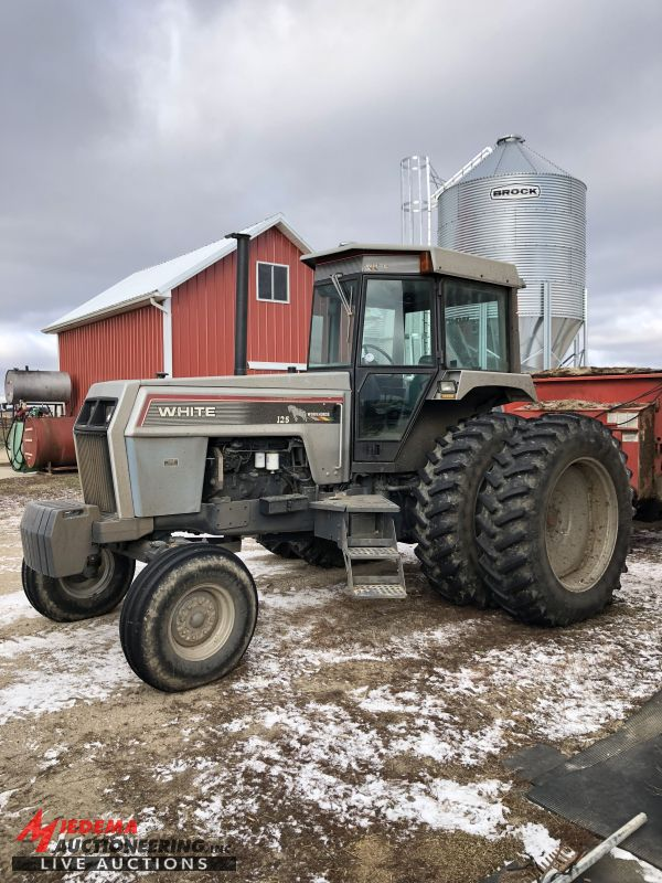 Jef-Len Dairy Farm Equipment Auction