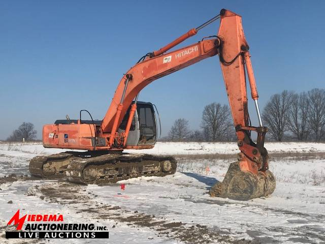 Hudsonville Fairgrounds | Equipment Auction | Spring  2019