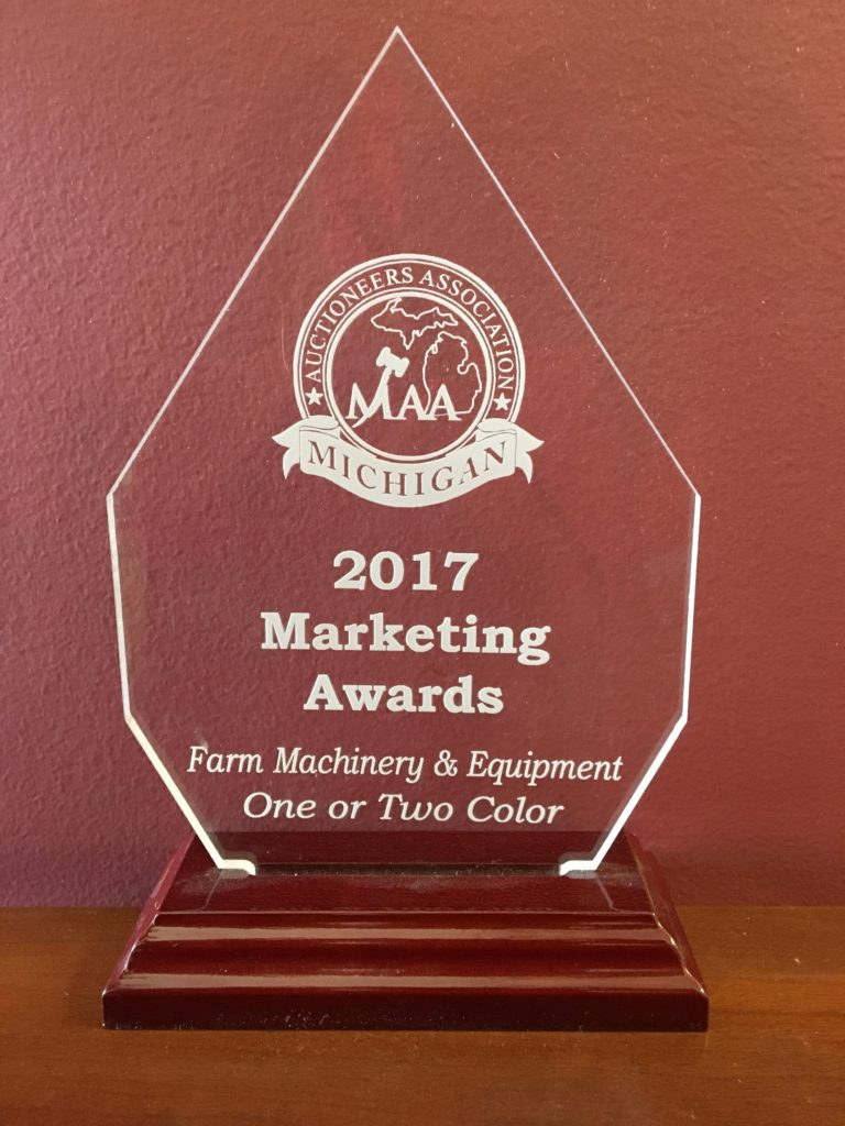 awards marketing 2017
