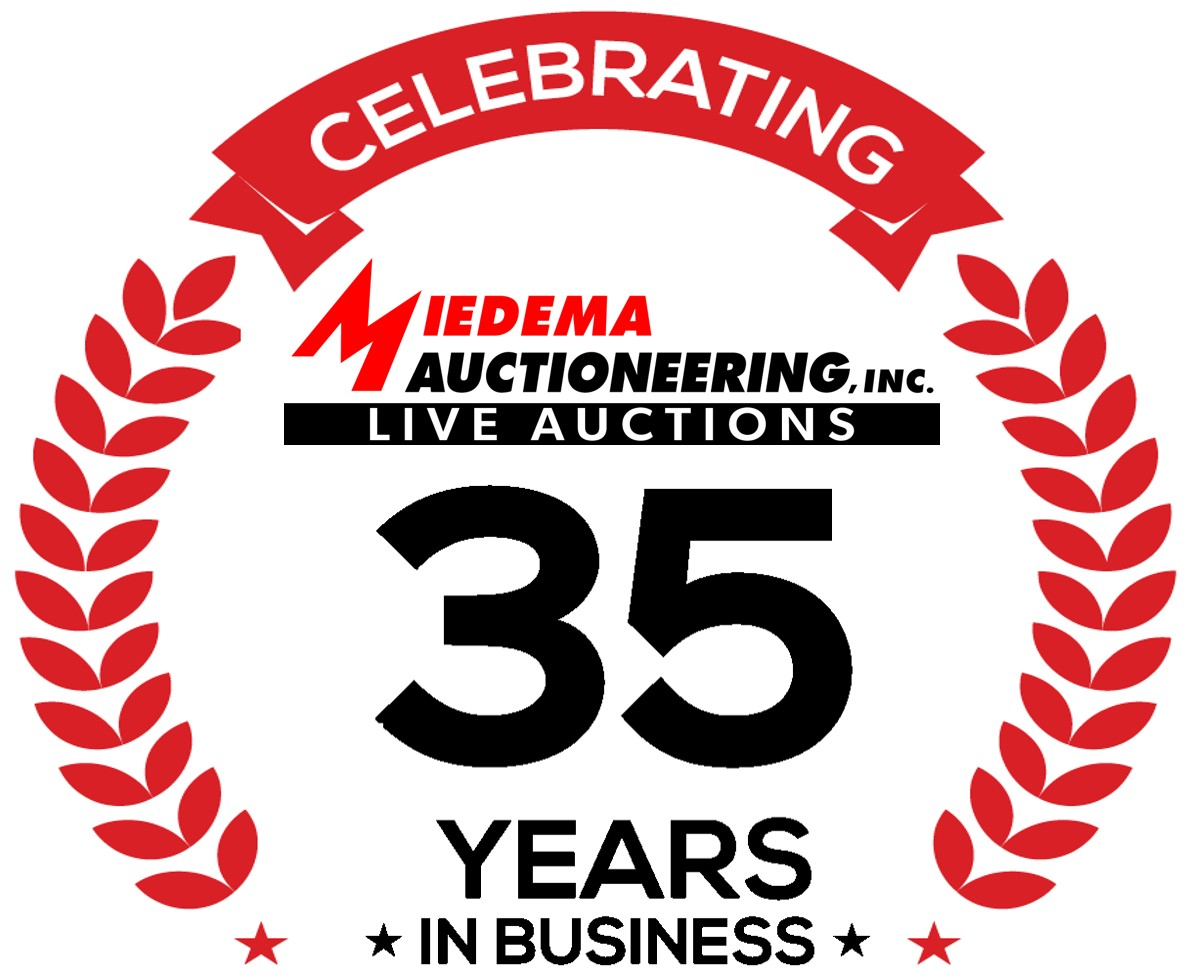 35 Years of Auctioneering & Live Auctions and More Years to Come!