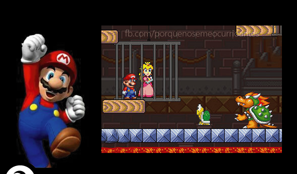 curiosidades de dibujos animados - Mario Bross