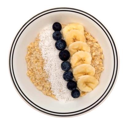 Mighty-cricket-high-protein-healthy-breakfast-coconut-cream-oatmeal