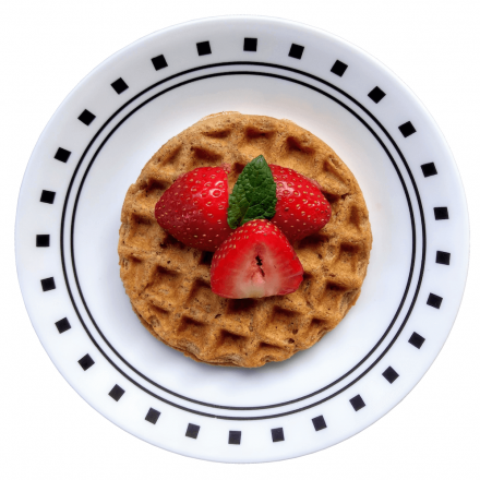Mighty Cricket High Protein Pancake Waffle Mix gluten free whole grain all natural