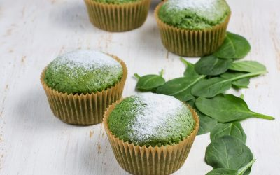Spinach Banana Muffins Recipe