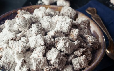 Protein Powder Puppy Chow Recipe