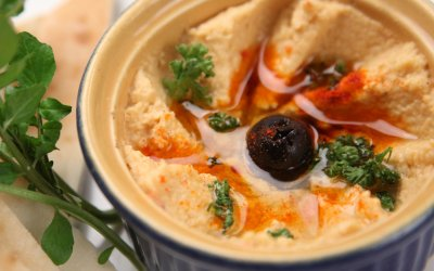 Mighty Hummus