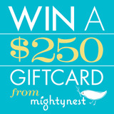 Win a $100 Gift Card to MightyNest + $100  for your school!