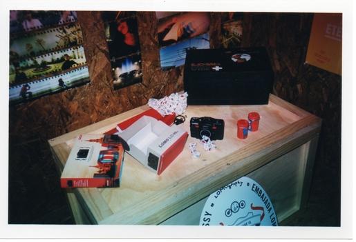 Lomography Chile, Lomochile, LC-W, LC-Wide Lomografía, Fotografía Análoga