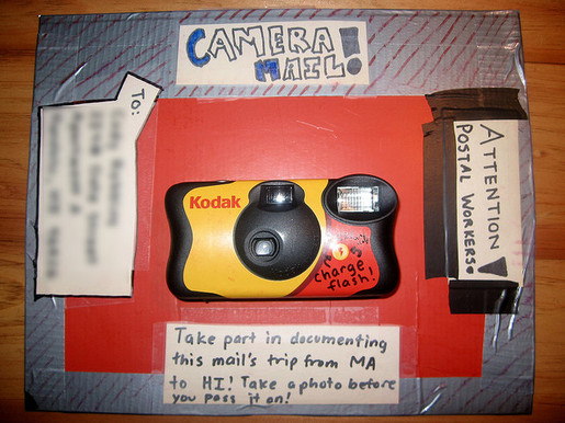Camera mail - LomoChile