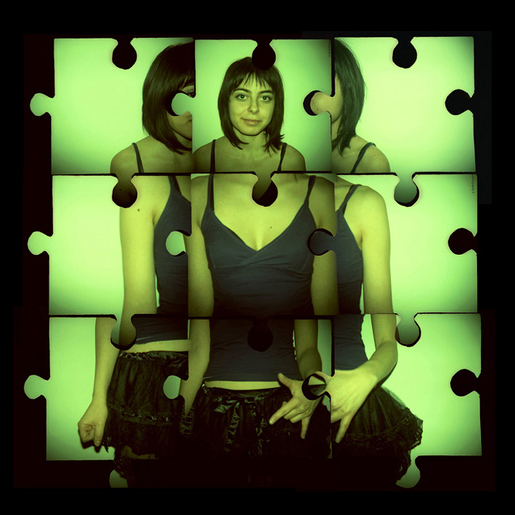 Holga puzzle - Lomochile