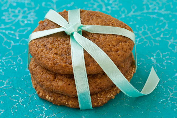 Gingersnaps GlutenFree Vegan
