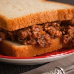 Vegan Sloppy Joes for Memorial Day
