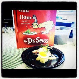 Green Eggs and Ham by Brian Malarkey