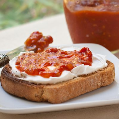 omato Onion Jam Sugarfree glutenfree toast