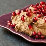 Roasted Eggplant and Pomegranate Spread
