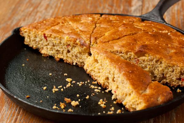 Cornbread Gluten-Free Vegan Jalapeno