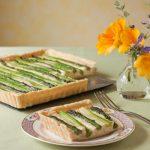 Asparagus Potato Tart