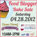 San Diego Food Blogger bake sale
