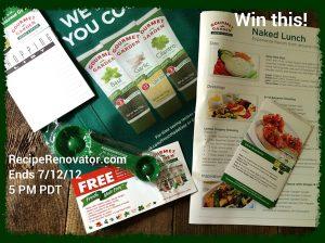 Garden Gourmet prize package