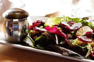 La Bicyclette restaurant beet salad