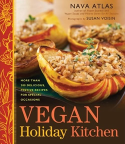 Cookbook review: Vegan Holiday Kitchen