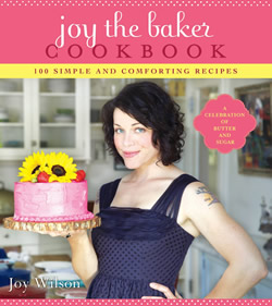 Joy the Baker COVER ART