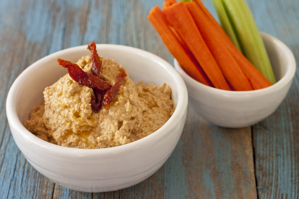 Sundried Tomato & Sunflower Seed Dip