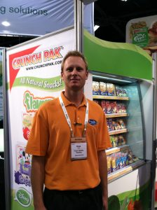 Fresh and Healthy vending at Fresh Summit October 2012