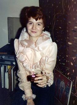 Me in December 1981
