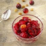 Cranberry-Walnut Conserve