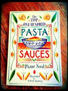 Cookbook Review: Top 100 Pasta Sauces
