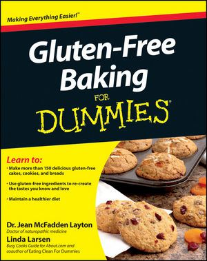 Book review: Gluten-Free Baking for Dummies