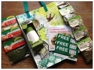 Herb Swag Bag Giveaway | Ends 2/21/13 | Recipe Renovator