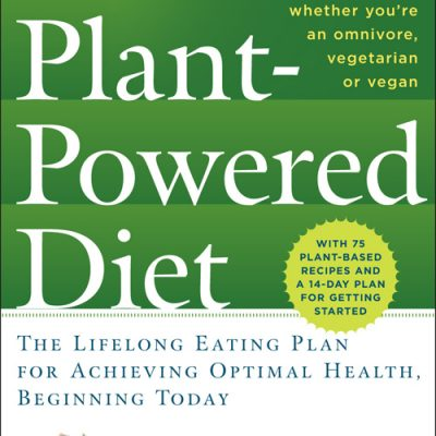 Book review: The Plant-Powered Diet by Sharon Palmer