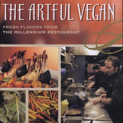 Cookbook review: The Artful Vegan by Eric Tucker