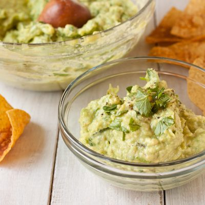 How to make awesome guacamole