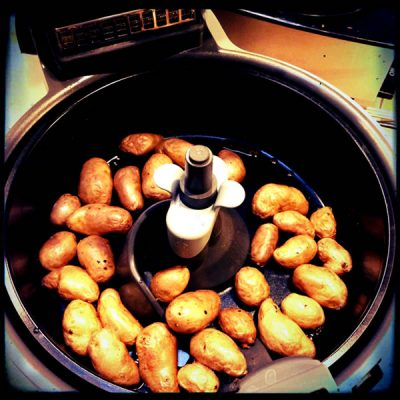 Actifry Potatoes