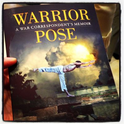 Warrior Pose book cover