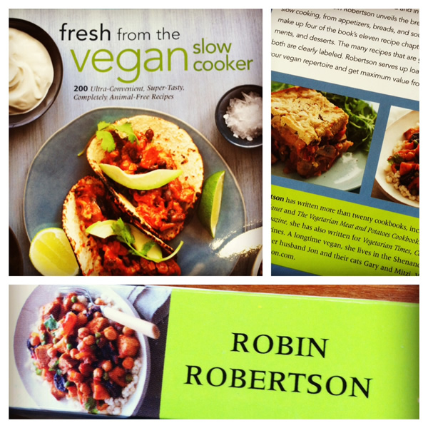 Vegan Slow Cooker by Robin Robertson | Review on Recipe Renovator
