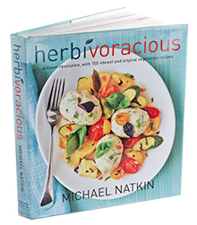 Herbivoracious Cookbook giveaway | Recipe Renovator
