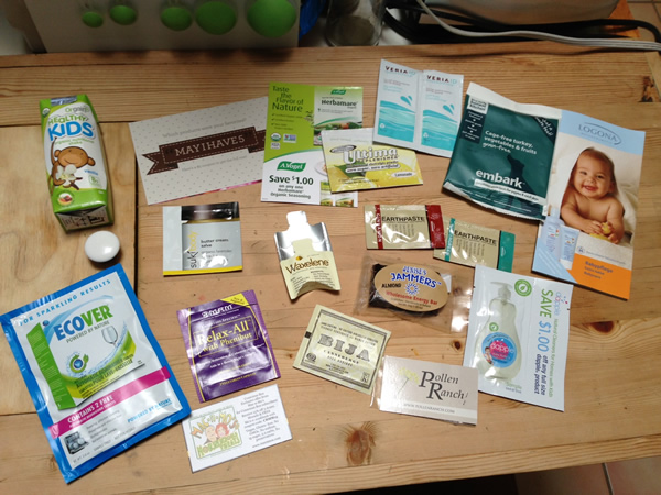 Gluten-Free Conscious Box inside