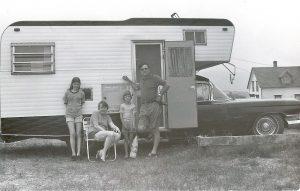 1959 Cadillac hearse camper