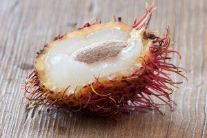 Rambutan half | Recipe Renovator