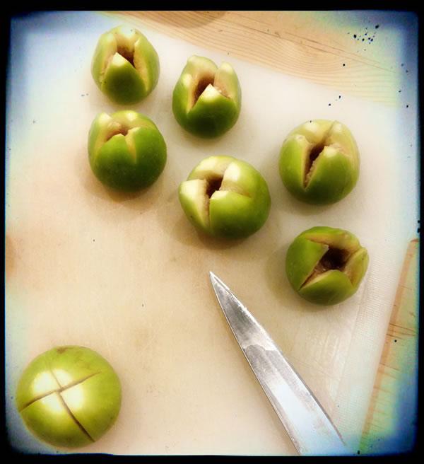 Cut Figs for Stuffing | Recipe Renovator