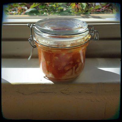 Garlic Honey from Recipe Renovator