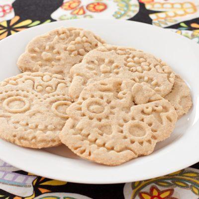 Dia de los Muertos sugar cookies