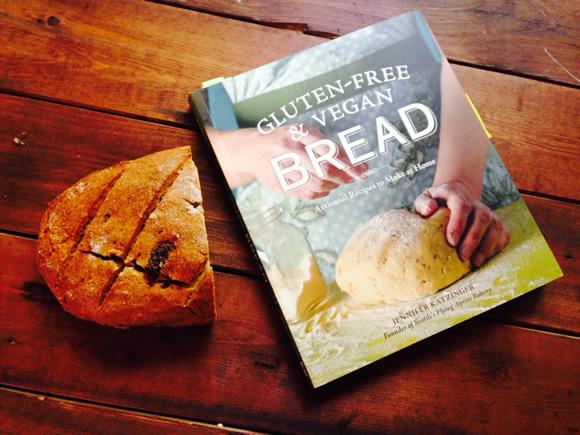 Gluten-Free & Vegan Bread review by Recipe Renovator