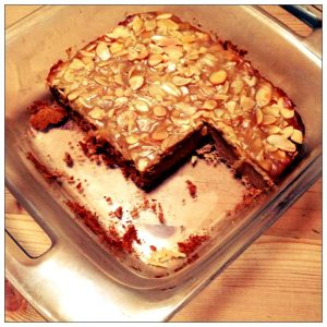 Glazed Almond Bars from Naturally Sweet and Gluten-Free | Recipe Renovator